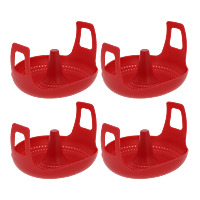 Moule Bagel Silicone x4