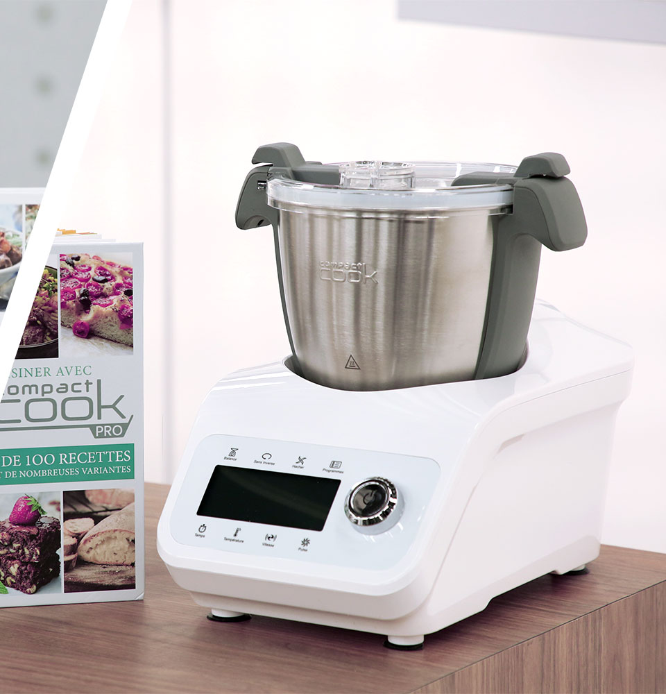 Robot Compact Cook Pro