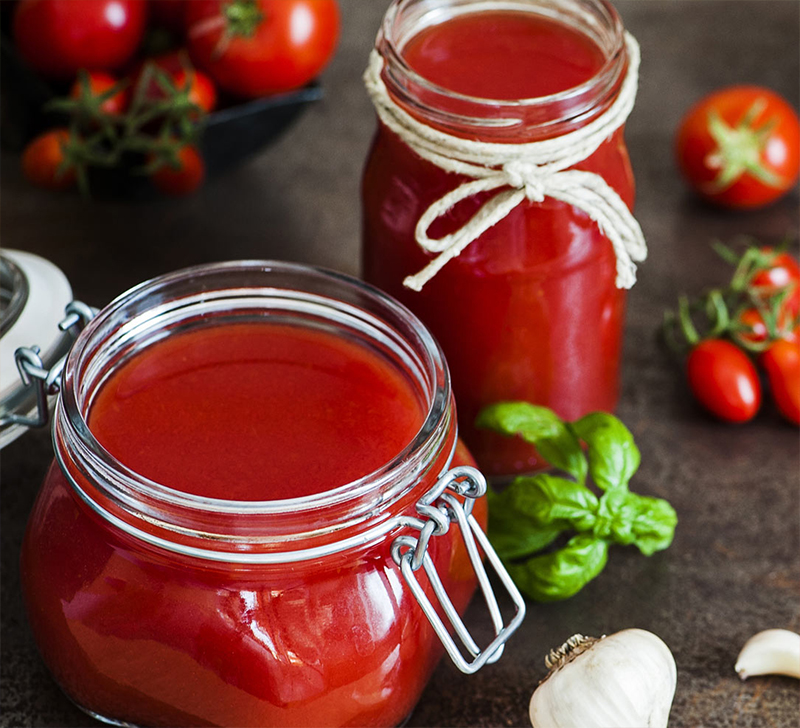 Recette ketchup Compact Cook